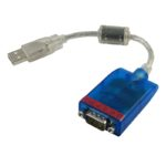 12 Inch USB to RS232 Serial Adapter FTDI Chip 920K with LED - GM-FTDI-A12