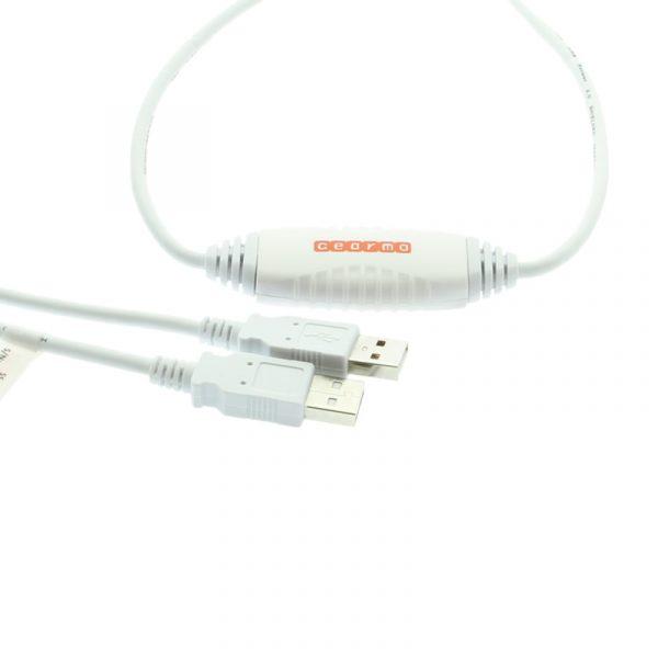 PC-LINK USB 2.0 connectors