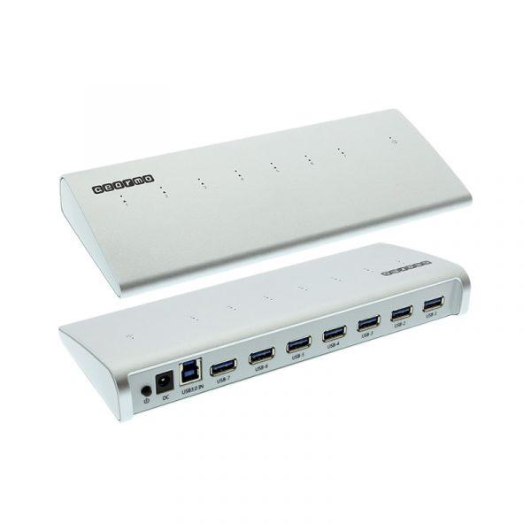 Super-Speed USB 7 Port Hub