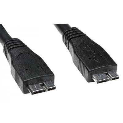 USB 3.0 Micro-A to Micro-B connectors