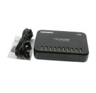 10-Port USB Charging Station 120W High Output USA Only