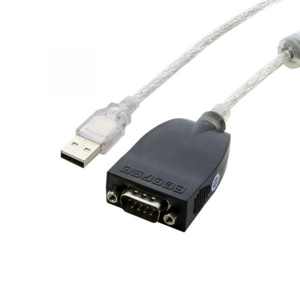 GM-FTDI2-A12 12 inch DB-9 USB serial adapter