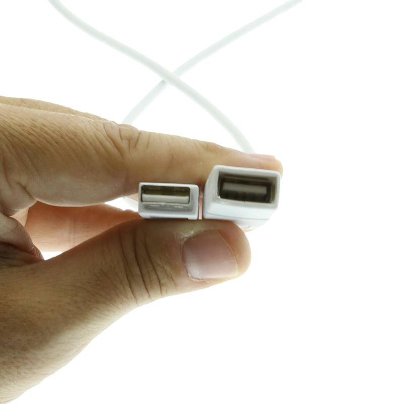 USB2-AA3FTW USB 2.0 Male and Female ports