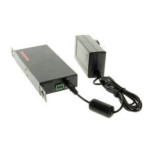 GearMo USB 2.0 4 port rugged hub with power adapter