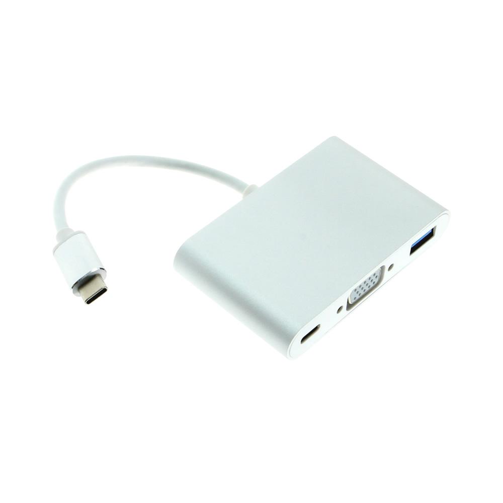Reversible USB-C connector