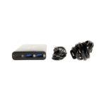 Multi-port USB-A and USB-C