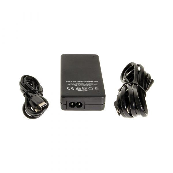 USB C 45W Power Cord Port