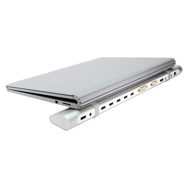 USB 3.0 Docking Station with Laptop