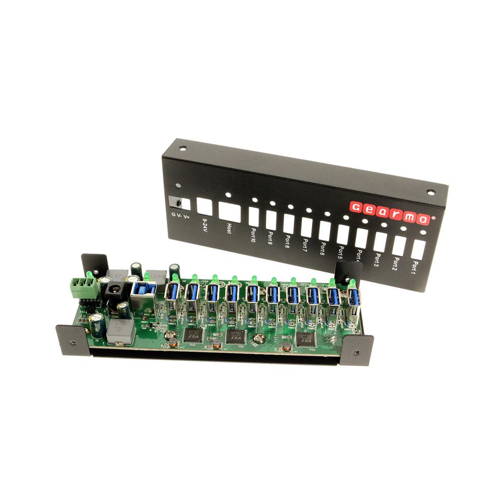 GM HU310DW USB 3.0 Hub Circuit