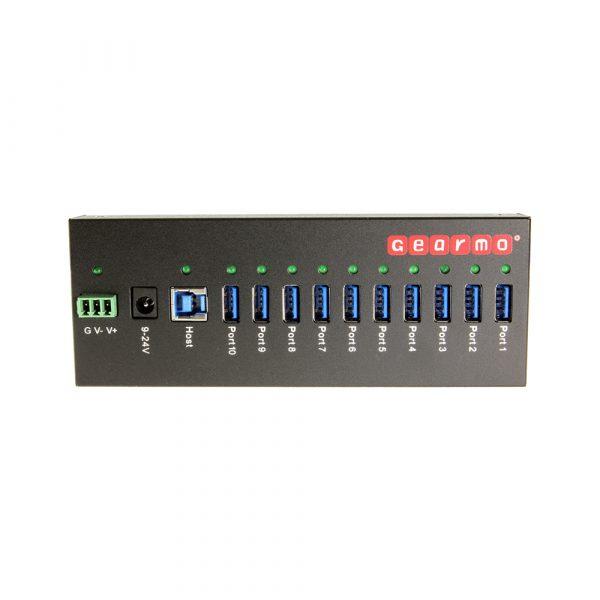 10 Port USB 3.0 Prosumer Series Hub