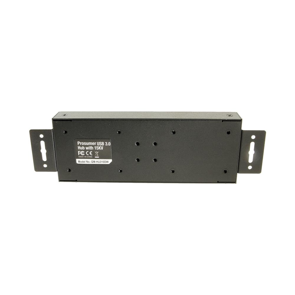 10 Port USB 3.0 Hub Mounting Brackets