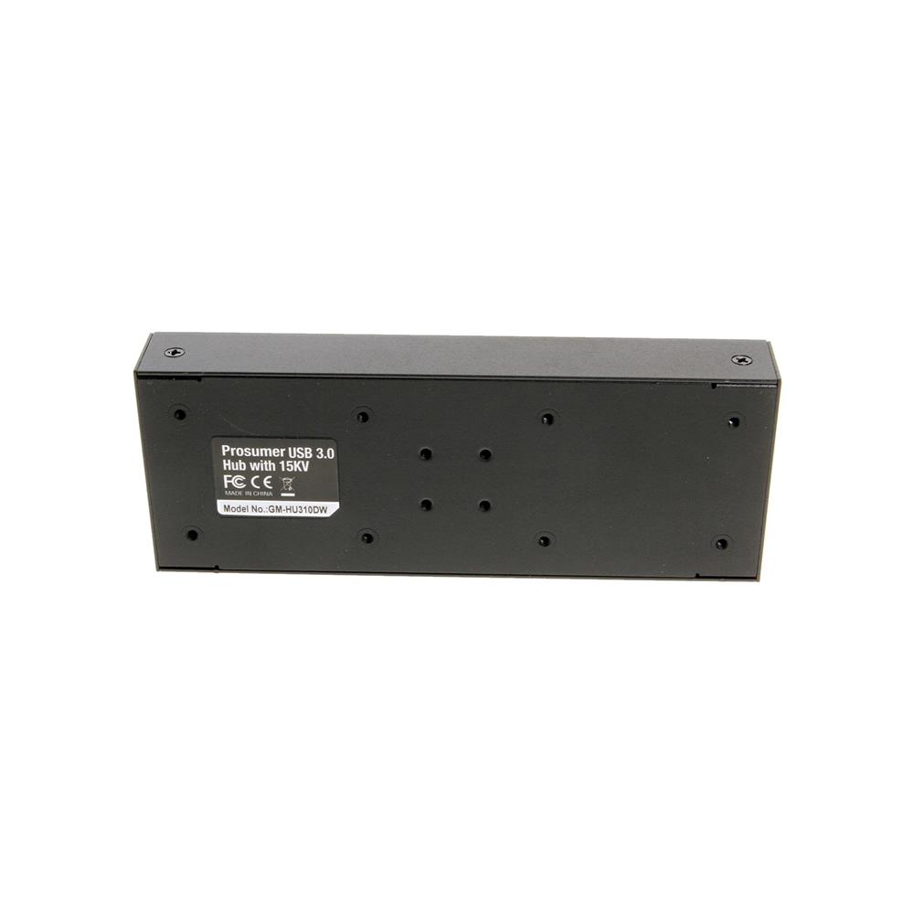 Gearmo Prosumer Series 10 Port Hub