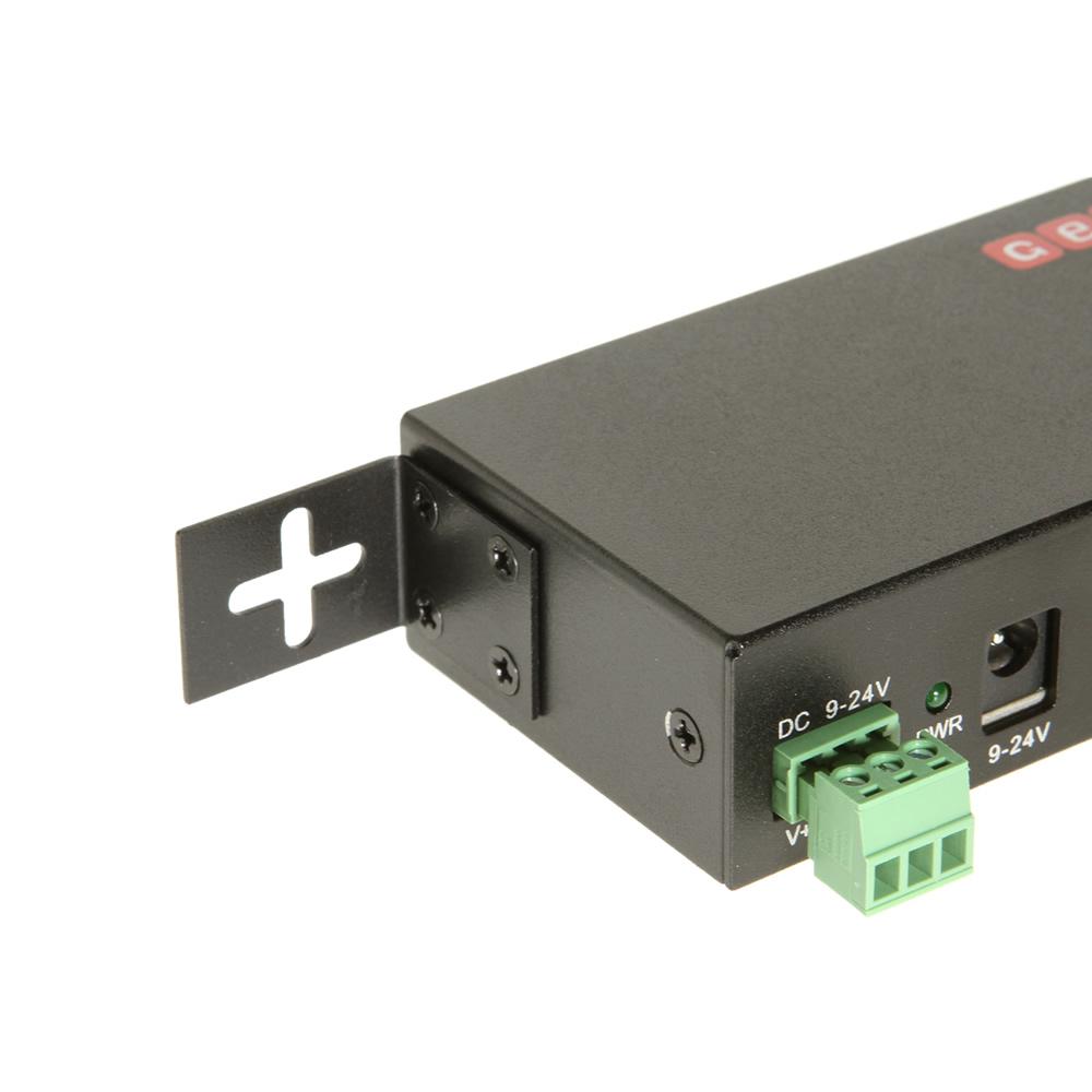 USB 3.0 Hub Mounting Bracket and 3-Wire Terminal Plug