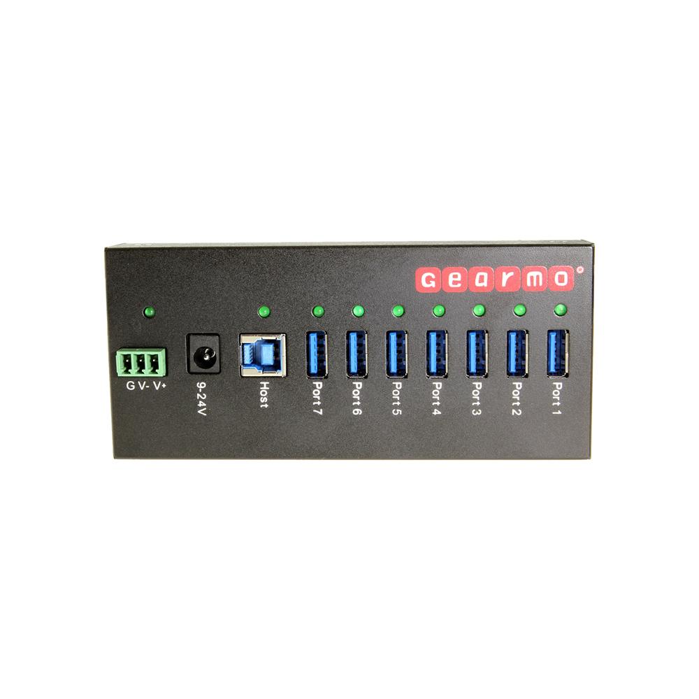 USB 3.0 Port LED Status Indicators