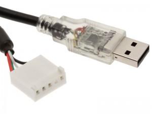 USB to 3.3V/5V Serial UART TTL Auto Sensing Adapter GM-TTL5P
